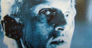 Rutger Hauer como Roy Batty em Blade Runner (1982)
