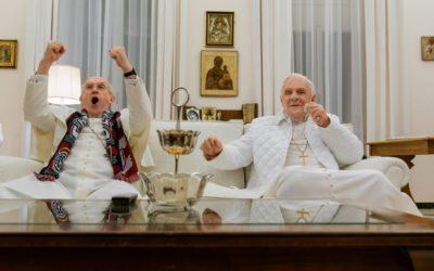 """""""Dois Papas"""": um filme sobre a transição na Igreja Católica"""