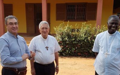 """Líderes religiosos da Guiné-Bissau assinaram uma mensagem de """"paz, reconciliação e harmonia"""""""