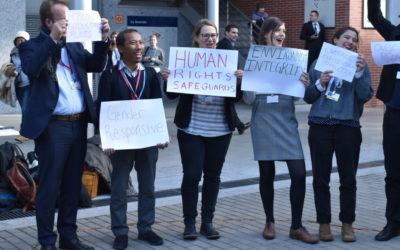 Organizações católicas decepcionadas com cimeira de Madrid sobre o Clima