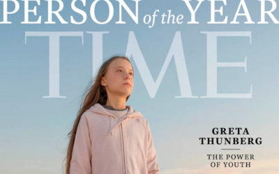 """Como a luz de Lisboa fez a foto de Greta na capa da """"Time"""""""