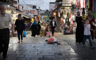 """Um """"ultimato"""" e não uma agenda de paz, diz o CMI sobre o plano para Israel-Palestina"""