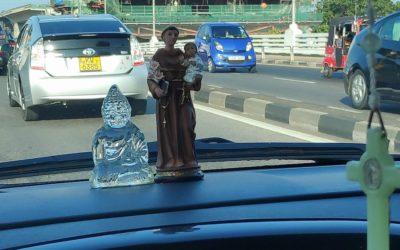 Santo António, S. Judas Tadeu, Buda e as causas impossíveis