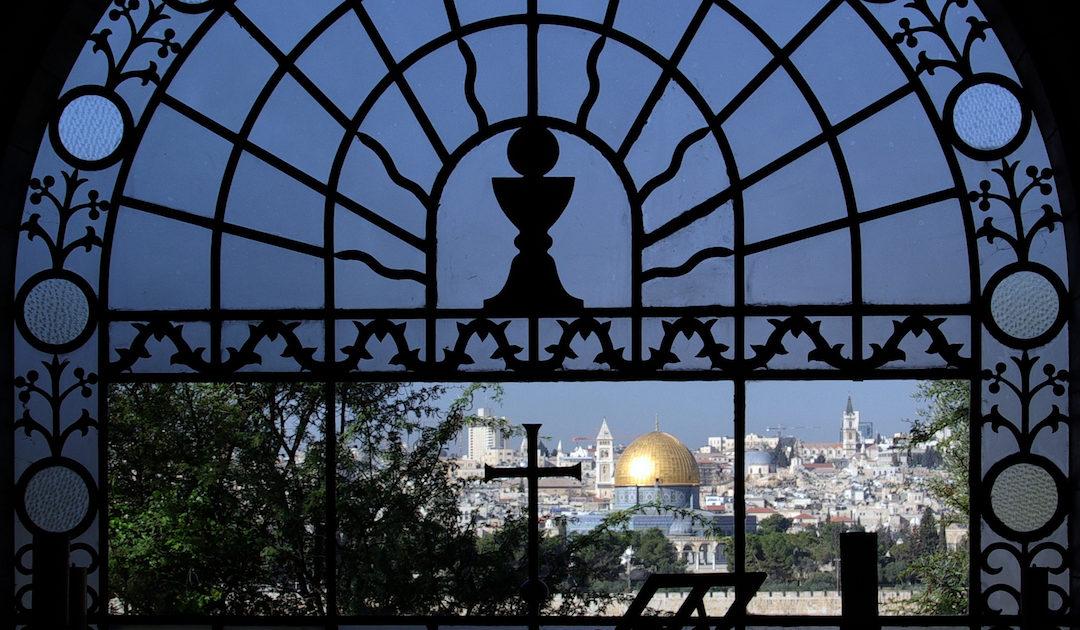 """Bispos da Coordenação da Terra Santa pedem """"nova solução política"""" para a região"""
