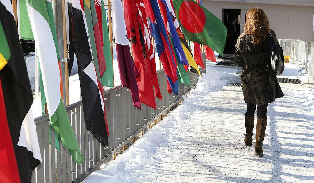 Papa escreve para fórum de Davos pedindo mais ética e menos poder ou lucro