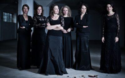 Tiburtina Ensemble canta Hildegarda a abrir Terras Sem Sombra, em São Cucufate
