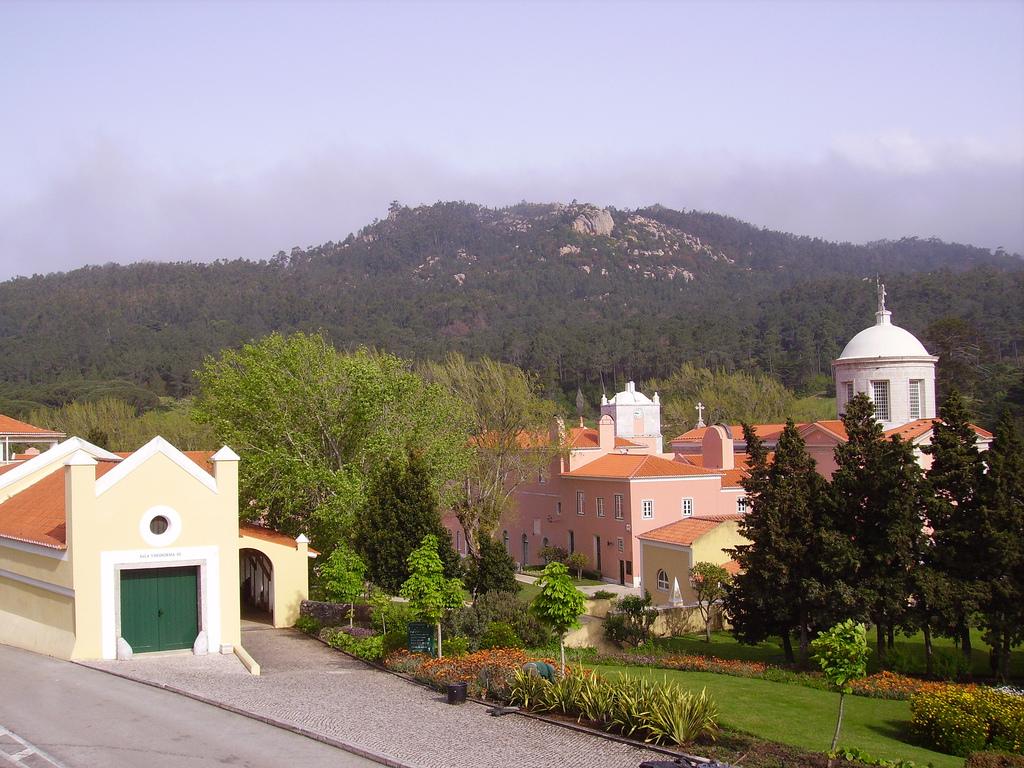 Penha Longa, en Sintra, lugar de encuentro