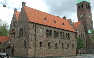 Sankt Andreas Kirke, Copenhaga – Uma igreja nómada