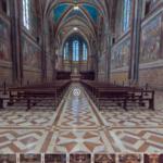Basílicas de Assis e túmulo de São Francisco à distância de um clique