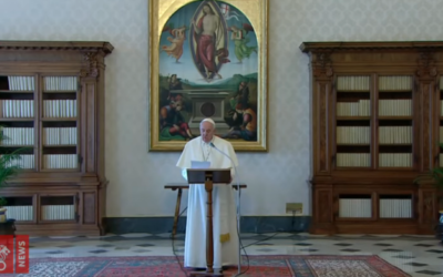 Papa apoia Guterres no apelo a um cessar-fogo global e Vaticano diz que já há grupos a aderir