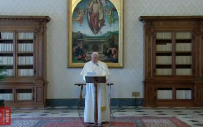 Papa pede acolhimento e proteção para refugiados afegãos