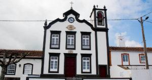 Igreja de Santa Margarida, Porto Martins, na Ilha Terceira, Açores