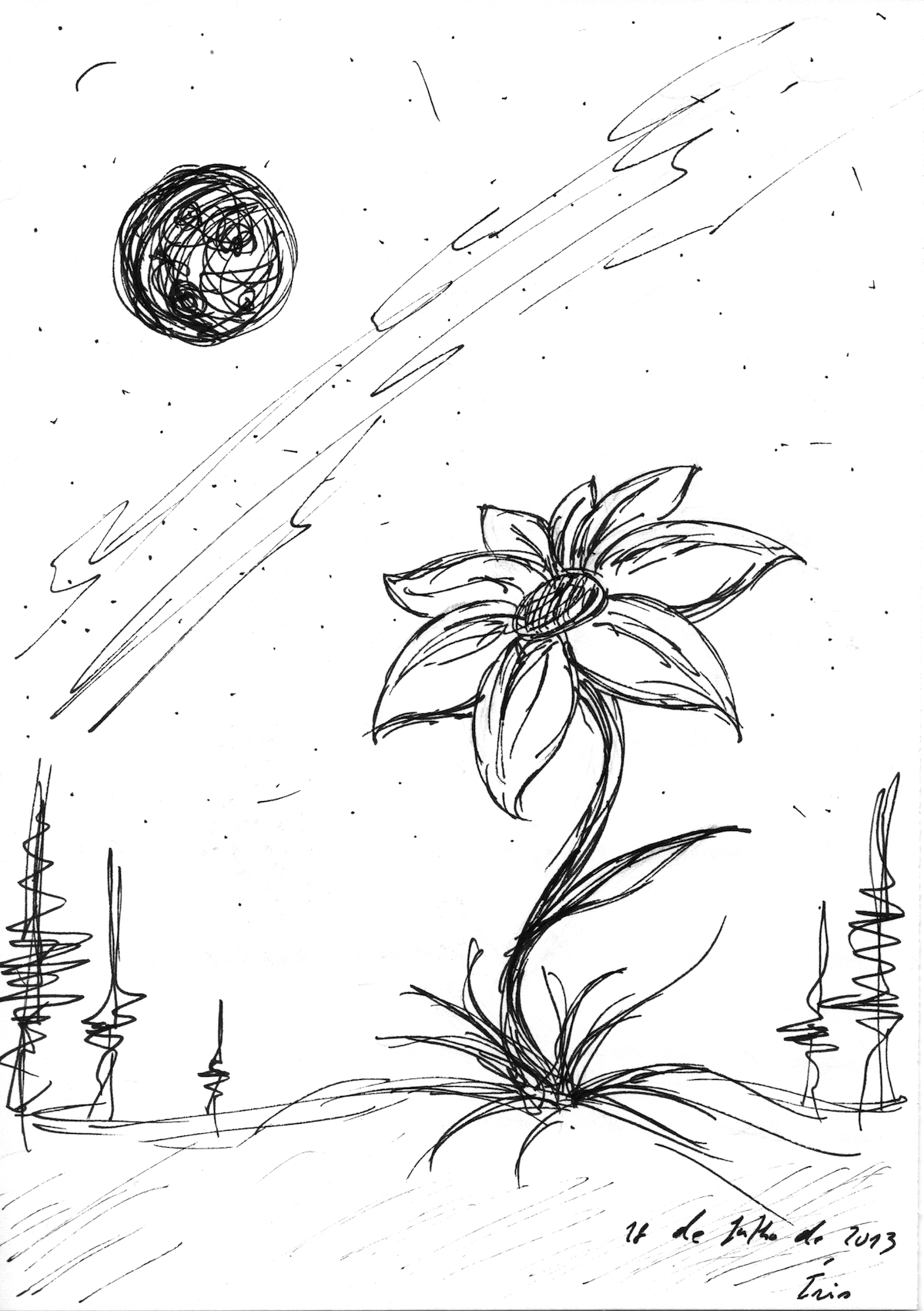 Ilustração de Íris Martín Pereira
