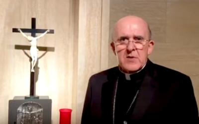 "Arcebispo de Madrid oferece-se para garantir ""adeus adequado"" aos mortos de coronavírus na diocese"