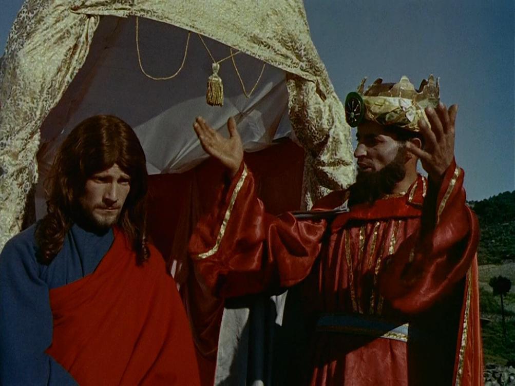 Imagem do filme Acto da Primavera, de Manoel d'Oliveira