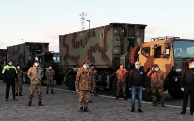 Em estado de emergência, Itália ajuda Croácia na sequência do terremoto