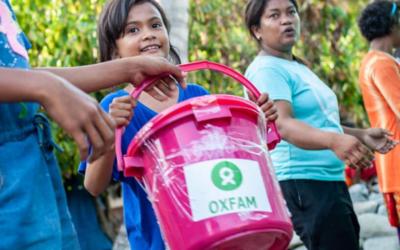 """Oxfam pede """"um Plano Marshall de Saúde"""" para o mundo"""