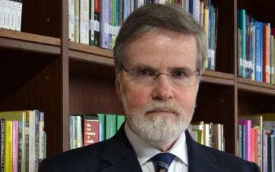Peter Stilwell deixa reitoria da única universidade católica da R.P. China