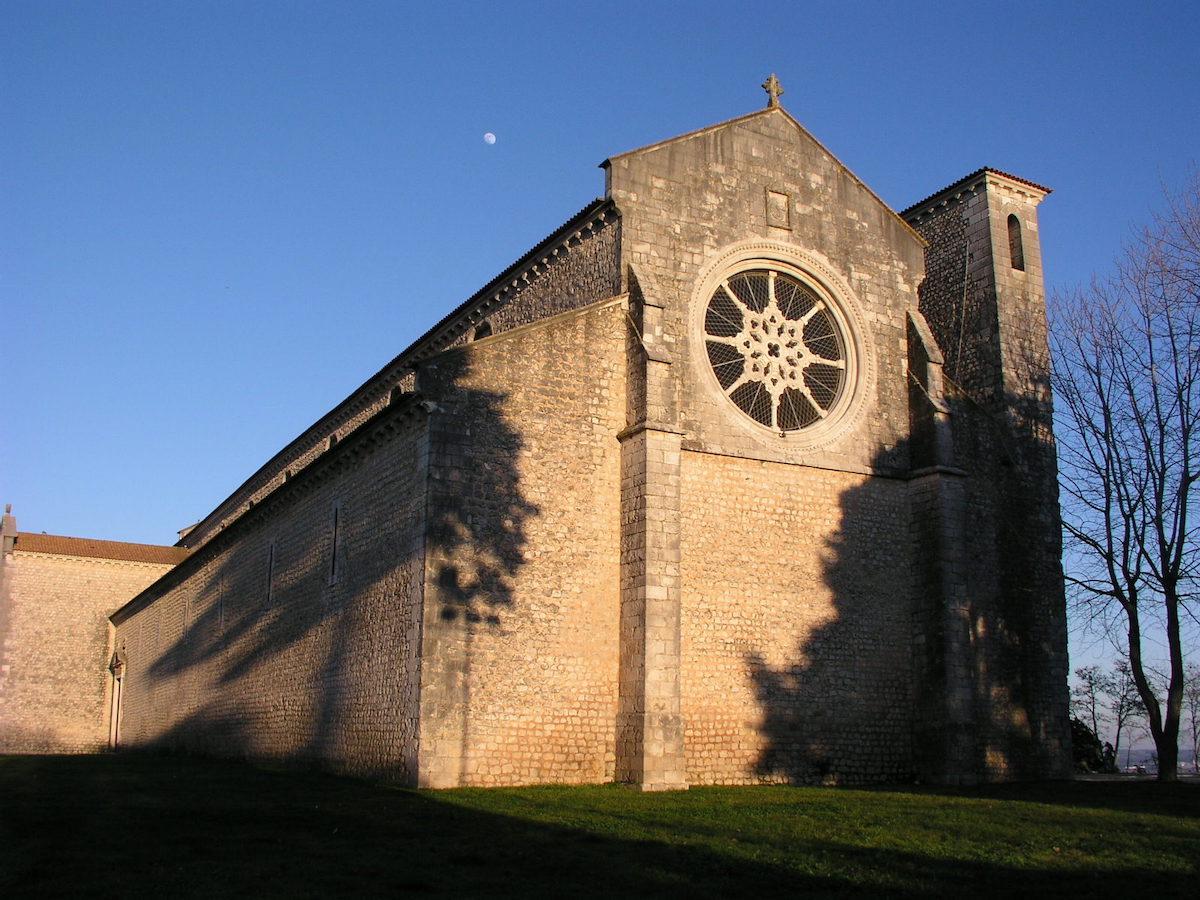 A lua sagrada. Santarém, 2008.