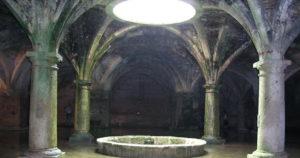 Fonte de vida armazenada. Mazagão, El Jadida (Marrocos), 2007