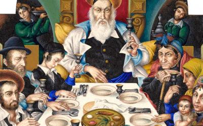 Leite e mel na mesa dos judeus e perguntas sobre o uso da tecnologia, para o jantar de fim de Pessah