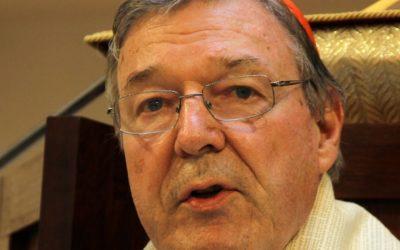 Papa nomeia novo promotor de justiça e chama cardeal Pell ao Vaticano