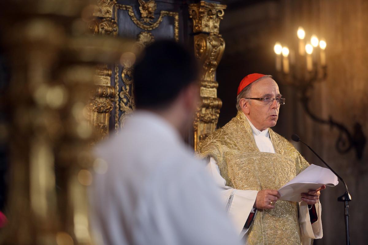 Patriarca de Lisboa. Manuel Clemente.