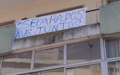 Diários de quarentena (22): Um cartaz em Sintra e um poema de Drummond