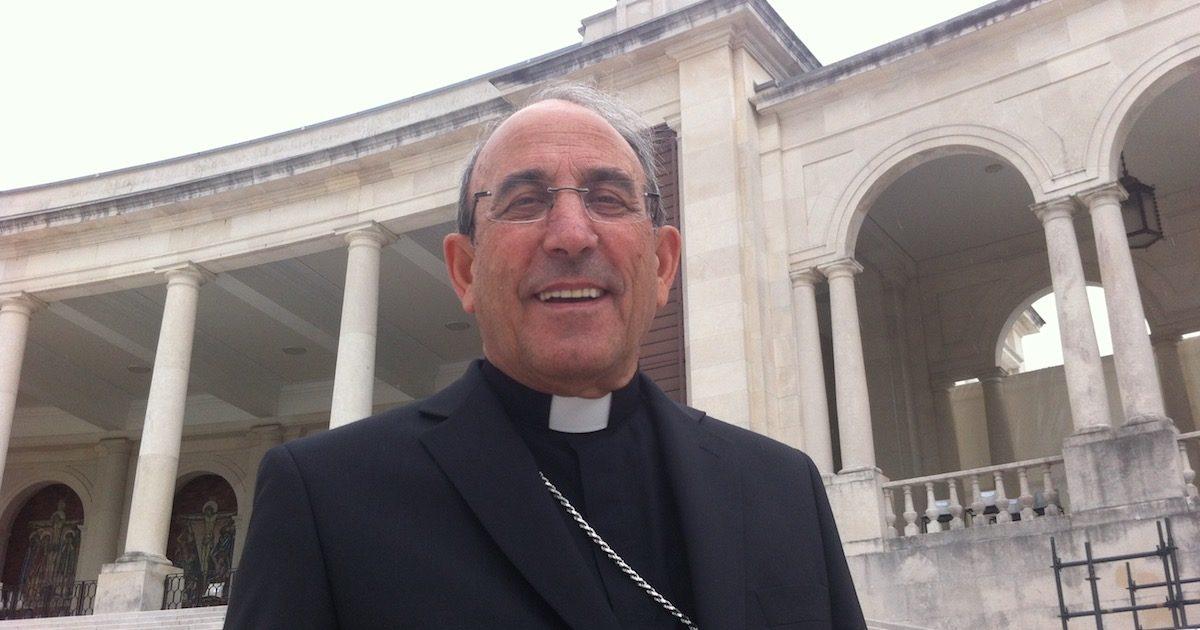 António Marto. Fátima