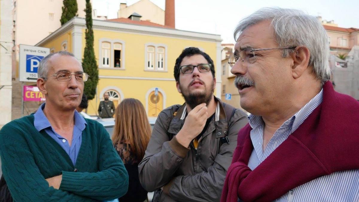 Américo Oliveira, coordenador nacional da LOC/MTC