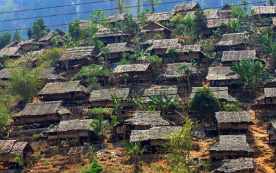 """Myanmar: 350 mil deslocados """"particularmente vulneráveis"""" à ameaça do coronavírus"""