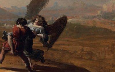 """""""Ágora"""": Inquietação de Deus, poesia que emerge da arte"""