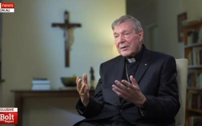 Cardeal Pell encobriu dezenas de crimes de pedofilia na igreja australiana