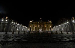 Via-Sacra com Papa Francisco.
