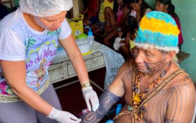 Brasil: Diocese de Manaus e ONG pedem ajuda urgente para comunidades indígenas