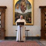 Papa pede respeito pelas indicações das autoridades de saúde