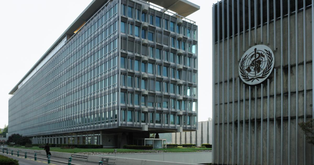 sede organização mundial de saúde genebra wikimedia commons Yann Forget