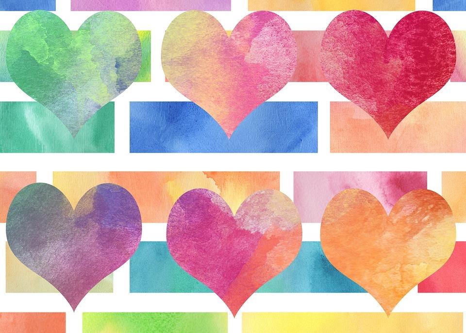 watercolor-hearts-3117556_960_720