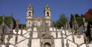 Bom Jesus, em Braga