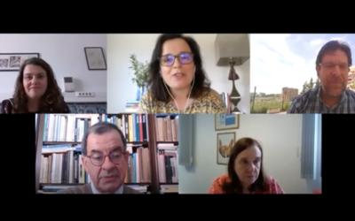 Conferências de Maio virtuais do CRC: a tragédia descarnada e a igreja vazia, visível na rua