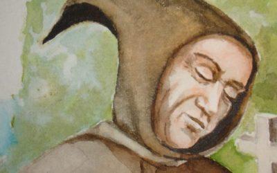 """Fr. Agostinho da Cruz, professor da liberdade (e o seu último poema, quase """"inédito"""")"""