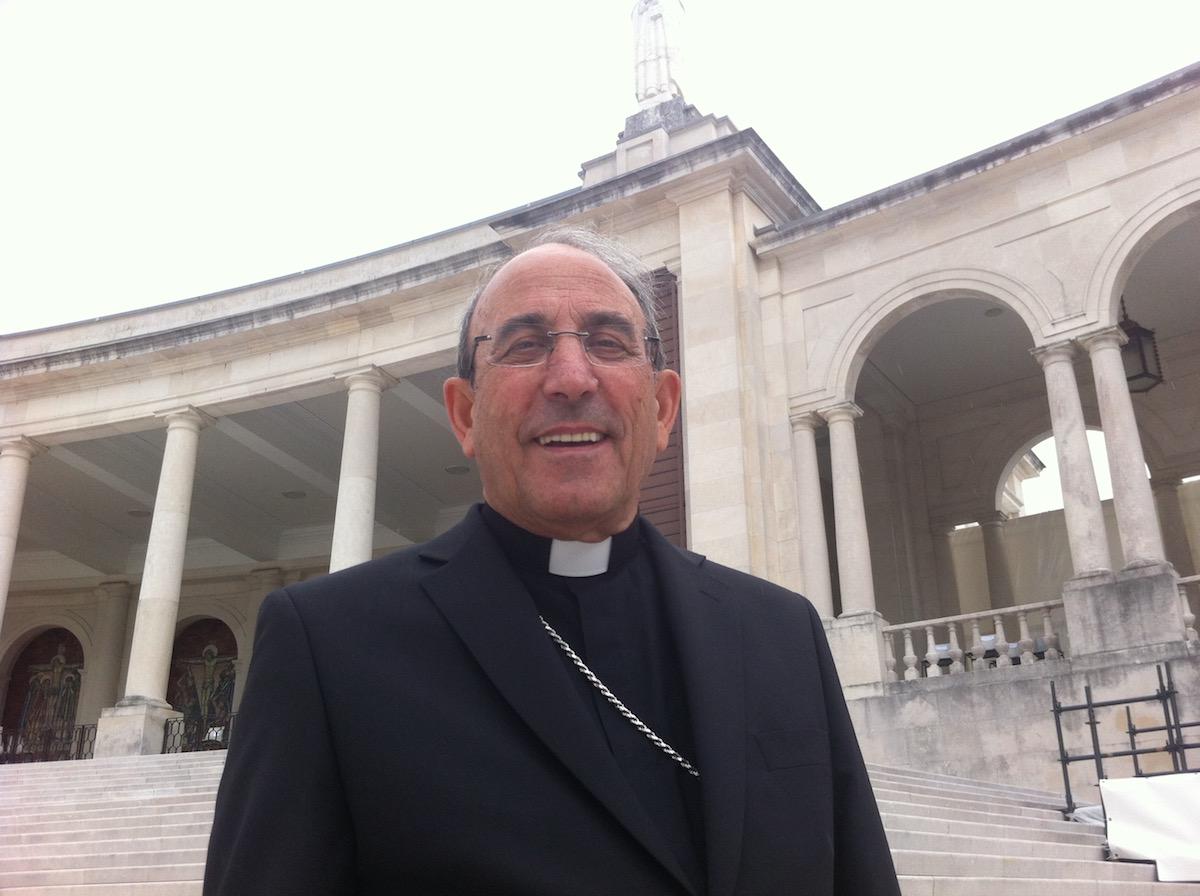 António Marto, bispo de Leiria-Fátima