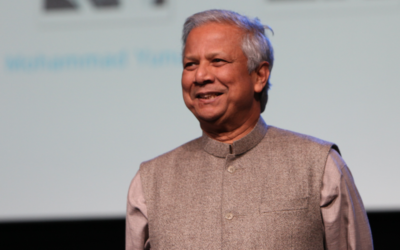 Nobel da Paz Muhammad Yunus dá aula online sobre impacto da covid-19 na economia