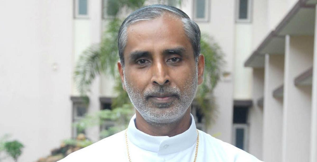 bispo indiano jacob muricken