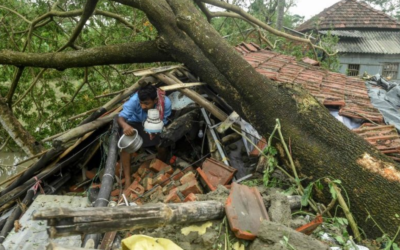 Milhões de desalojados e 86 mortos depois de ciclone na Índia
