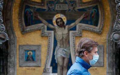 Igreja Ortodoxa Russa: Número de voluntários duplica para responder aos pedidos de ajuda