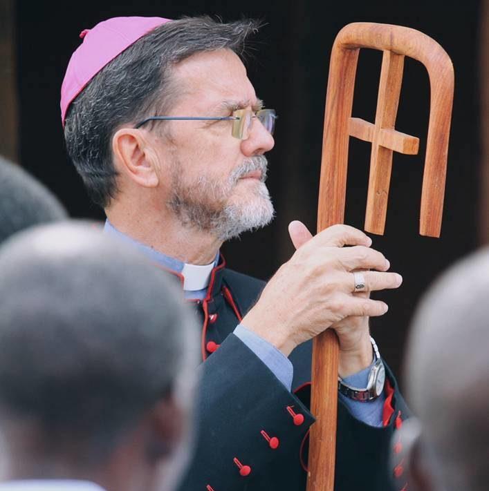 O bispo de Pemba (Moçambique), Luiz Fernando Lisboa