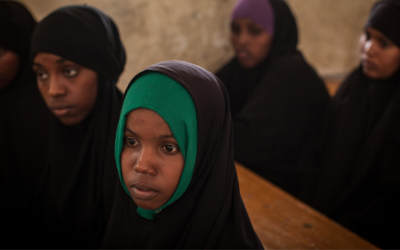 """Somália: Mutilação genital feminina """"ao domicílio"""" durante a quarentena"""