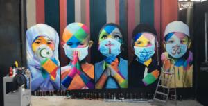 mural eduardo kobra foto retirada do twitter do autor