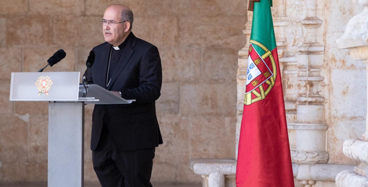 José Tolentino Mendonça. 10 de Junho 2020